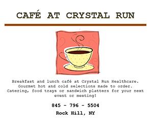 Cafe at Crystal Run