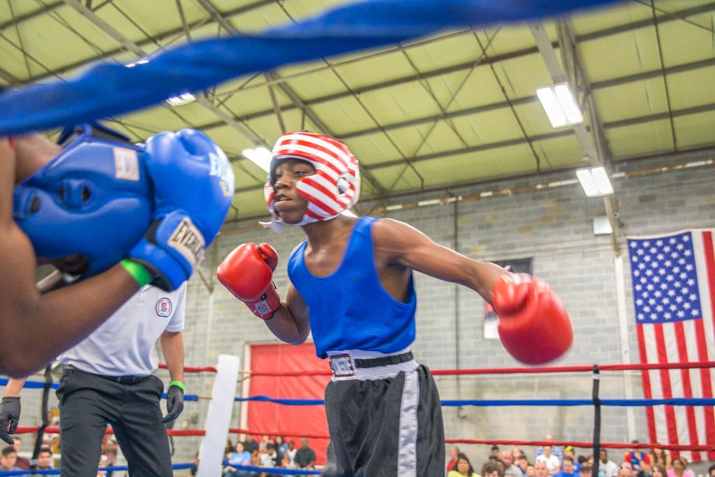 rock hill video light bright boxing corner minute