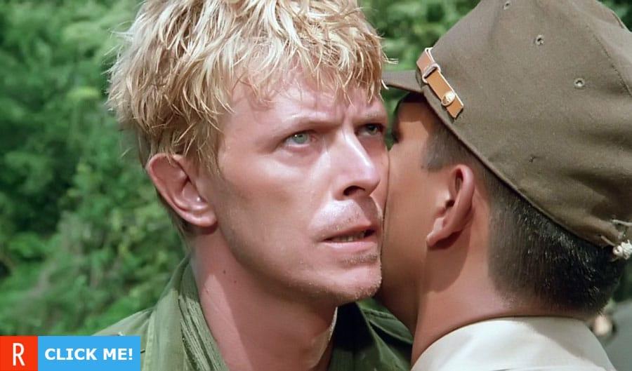 Боуи в роли Джека Селлиерса