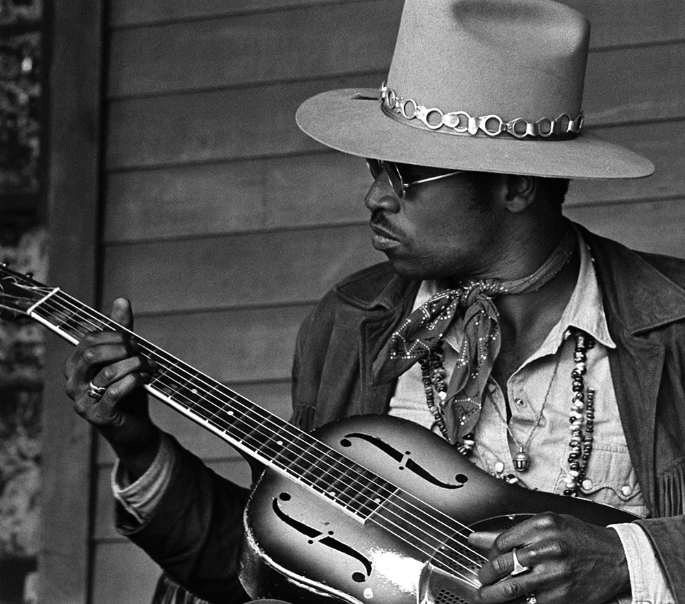 Тадж Махал с гитарой (фото)