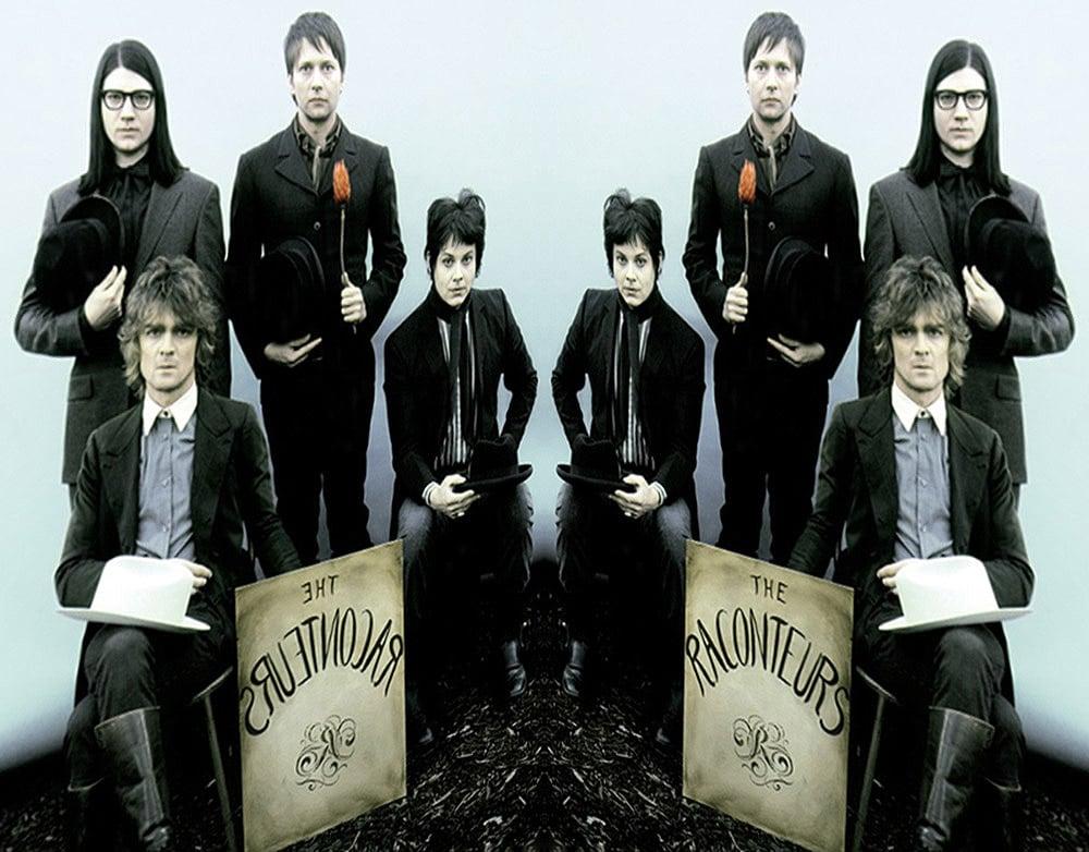 Группа The Raconteurs (фото)