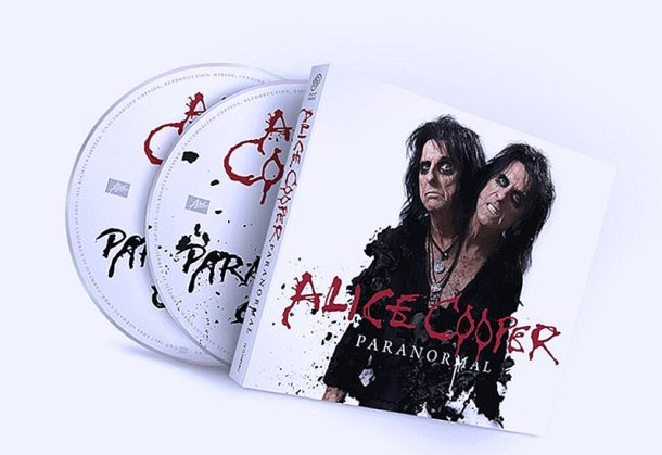 Старикам везде у нас почет… Обзор нового альбома Alice Cooper – «Paranormal»