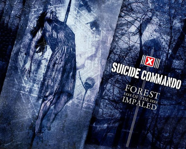 Обзор нового альбома Suicide Commando – «Forest of the Impaled»: Йохан все еще в деле?