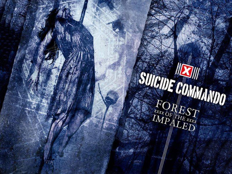 Обзор нового альбома Suicide Commando – «Forest of the Impaled»: Йохан все еще в деле?