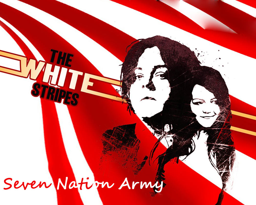 История песни «Seven Nation Army» The White Stripes (картинка)