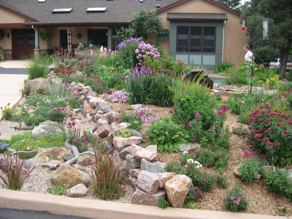 Habitat Hero Awards: Residential Gardens, Part II ... on Rocks In Backyard  id=15357