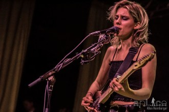 Wolf Alice at The Beachland Ballroom in Cleveland, OH. April 3rd, 2018.