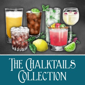 """Chalktails"" Collection"