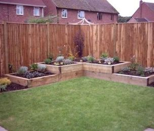 Backyard ideas on a budget for garden 17