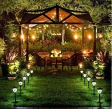 Backyard ideas on a budget for garden 2