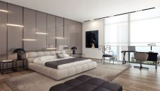 Cool modern bedroom design ideas 49
