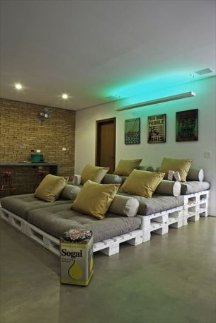 Furniture on budget for apartment living room 28