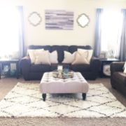Furniture on budget for apartment living room 47