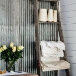Rustic farmhouse style bathroom design ideas 14