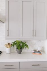 Rustic And Classic Wooden Kitchen Cabinet 12