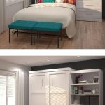 Saving space with creative folding bed ideas 13