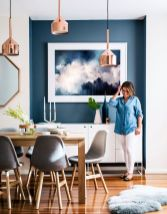 Inspiring Contrast Color Interior Design 27