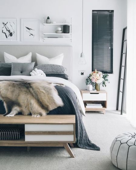 Cozy bedroom17