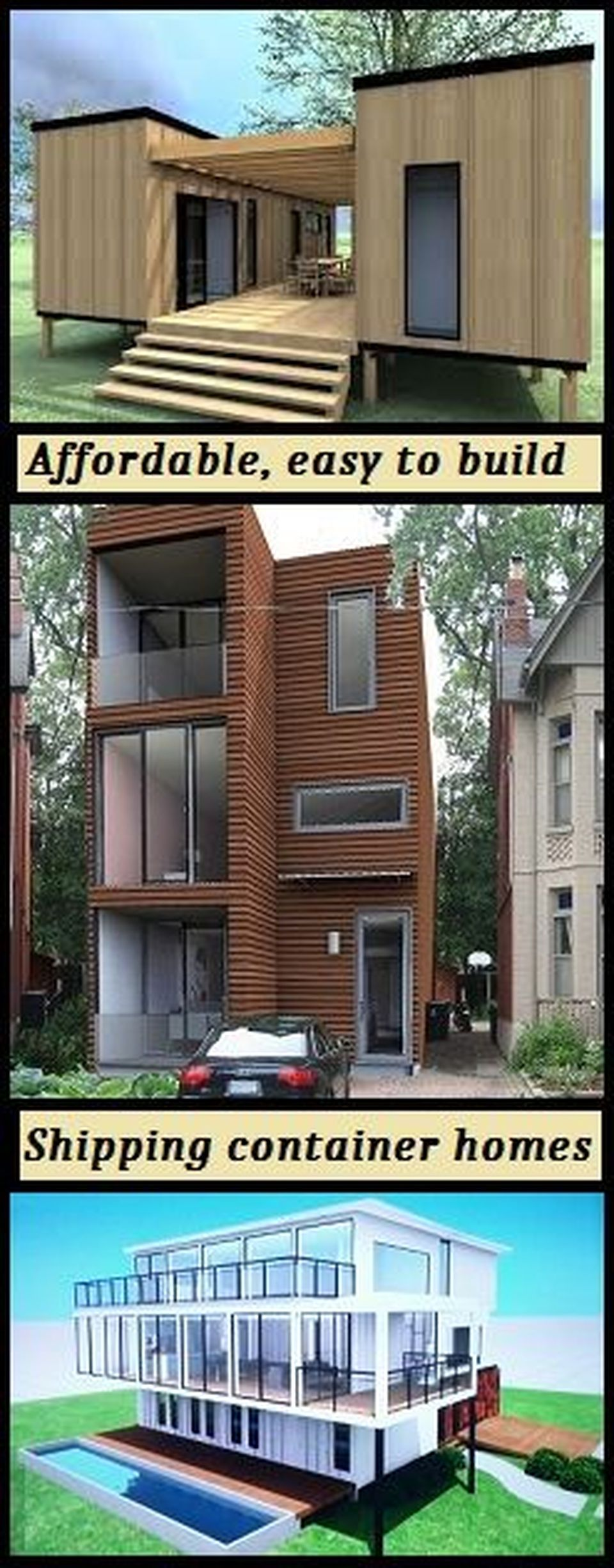 Best shipping container house design ideas 2