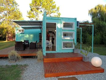 Best shipping container house design ideas 91