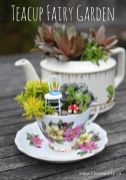 Amazing DIY Mini Fairy Garden for Miniature Landscaping 15