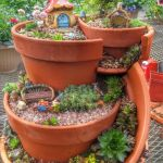 Amazing DIY Mini Fairy Garden for Miniature Landscaping 29