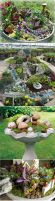 Amazing DIY Mini Fairy Garden for Miniature Landscaping 55