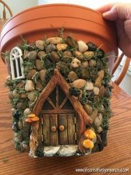 Amazing DIY Mini Fairy Garden for Miniature Landscaping 85