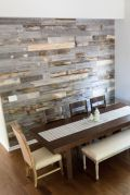 Artistic Pallet, Peel and Stick Wood Wall Design and Decorations 28