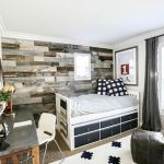Artistic Pallet, Peel and Stick Wood Wall Design and Decorations 5
