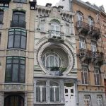 Beautiful art nouveau building architecture design 24