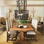 Glorious and Luxury Western Dining Room Design 17