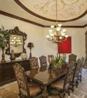 Glorious and Luxury Western Dining Room Design 2