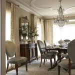 Glorious and Luxury Western Dining Room Design 42