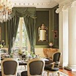 Glorious and Luxury Western Dining Room Design 49