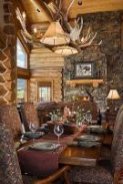 Glorious and Luxury Western Dining Room Design 9