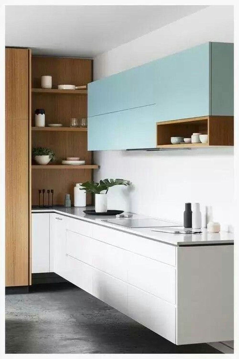 Modern and Contemporary Kitchen Cabinets Design Ideas 2