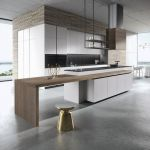 Modern and Contemporary Kitchen Cabinets Design Ideas 58
