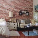 One room apartment layout design ideas 72