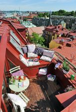 Amazing Rooftop Porch and Balcony Inspirations 35