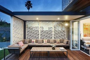 Amazing Rooftop Porch and Balcony Inspirations 42