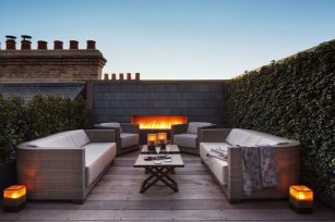 Amazing Rooftop Porch and Balcony Inspirations 43