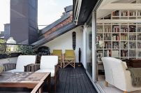Amazing Rooftop Porch and Balcony Inspirations 53