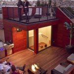 Amazing Rooftop Porch and Balcony Inspirations 7