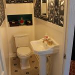 Awesome Cool Ideas To Make Toilet Under Stairs 21