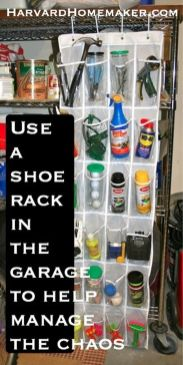 Best Garage Organization and Storage Hacks Ideas 17