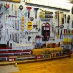 Best Garage Organization and Storage Hacks Ideas 19