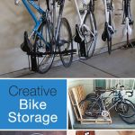 Best Garage Organization and Storage Hacks Ideas 24