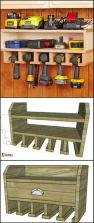 Best Garage Organization and Storage Hacks Ideas 37