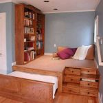 Cool Loft Bed Design Ideas for Small Room 16
